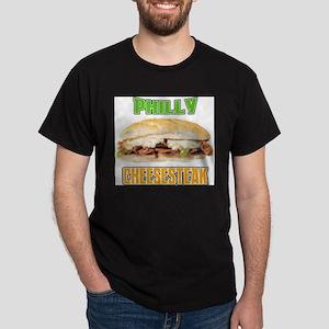 Philly CheeseSteak Dark T-Shirt