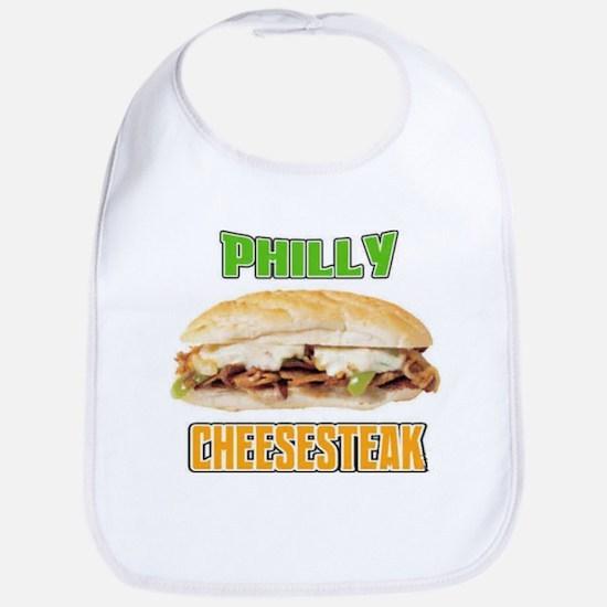 Philly CheeseSteak Bib