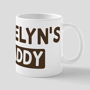 Roselyns Daddy Mug