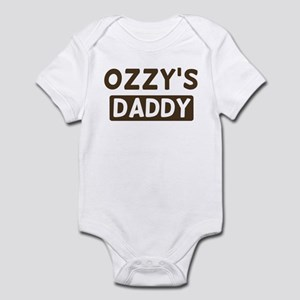 Ozzys Daddy Infant Bodysuit
