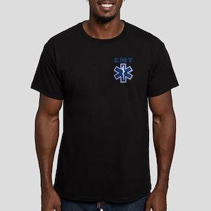 EMT Men's Fitted T-Shirt (dark)