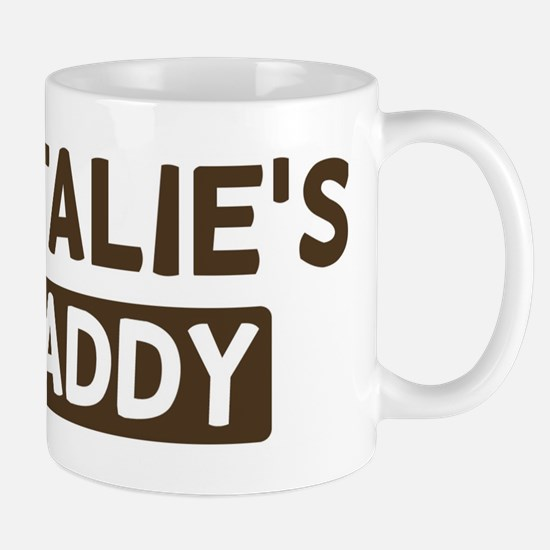 Natalies Daddy Mug