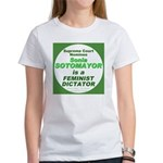 Sotomayor Feminist Women's T-Shirt