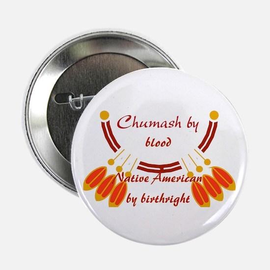 """""""Chumash"""" Button"""