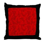 Boomerang Bold Bloody Mary Throw Pillow