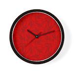 Boomerang Bold Bloody Mary Wall Clock