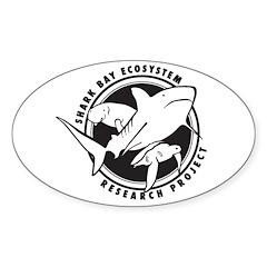SBERP Oval Sticker (50 pk)