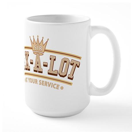 Sir Fix-A-Lot Large Mug