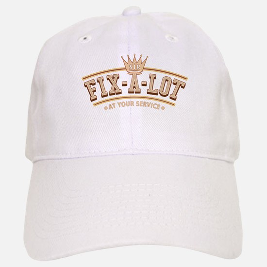 Sir Fix-A-Lot Baseball Baseball Cap