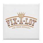 Sir Fix-A-Lot Tile Coaster