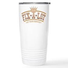 Sir Fix-A-Lot Stainless Steel Travel Mug