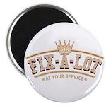 """Sir Fix-A-Lot 2.25"""" Magnet (10 pack)"""