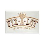 Sir Fix-A-Lot Rectangle Magnet (10 pack)