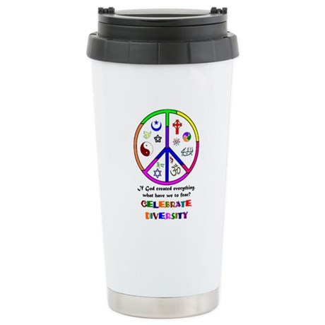 Embrace Creation Stainless Steel Travel Mug