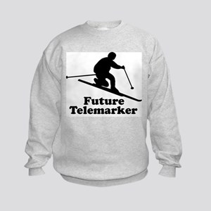 Future Telemarker Kids Sweatshirt