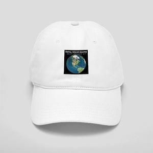 2017 Total Solar Eclipse Cap