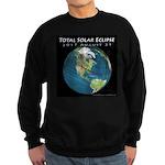 2017 Total Solar Eclipse Sweatshirt (dark)