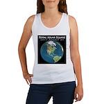2017 Total Solar Eclipse Women's Tank Top