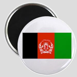Afghan Blank Flag Magnet
