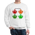 Sweatshirt (Canadian raising)