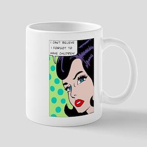 Can't believe I forgot to hav Mug
