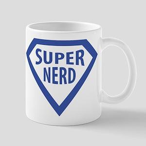 super nerd icon Mug