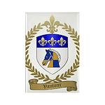 VAUTOUR Family Crest Rectangle Magnet (100 pack)