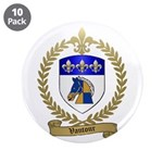 """VAUTOUR Family Crest 3.5"""" Button (10 pack)"""