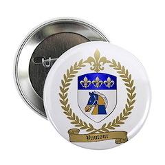"""VAUTOUR Family Crest 2.25"""" Button (10 pack)"""