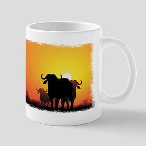 Cape Buffalo Mug