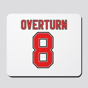 Overturn 8 Mousepad