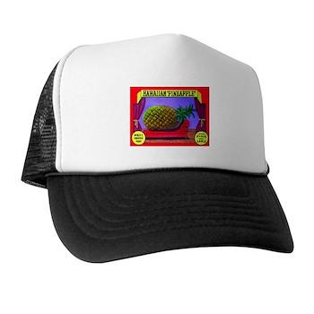 Produce Sideshow: Pineapple Trucker Hat