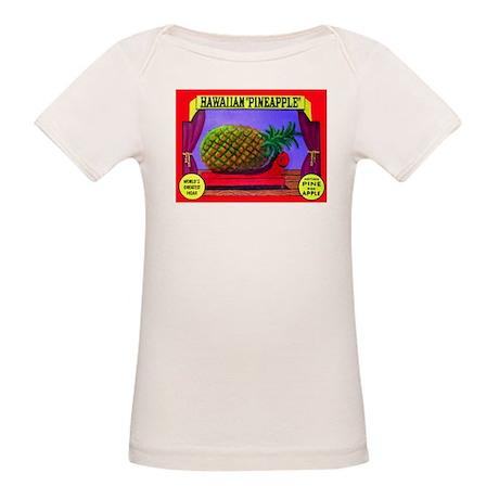 Produce Sideshow: Pineapple Organic Baby T-Shirt
