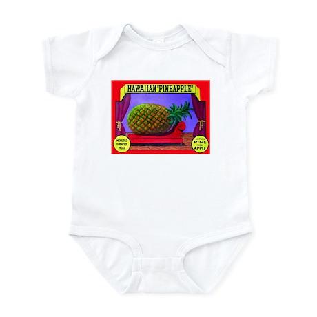 Produce Sideshow: Pineapple Infant Bodysuit