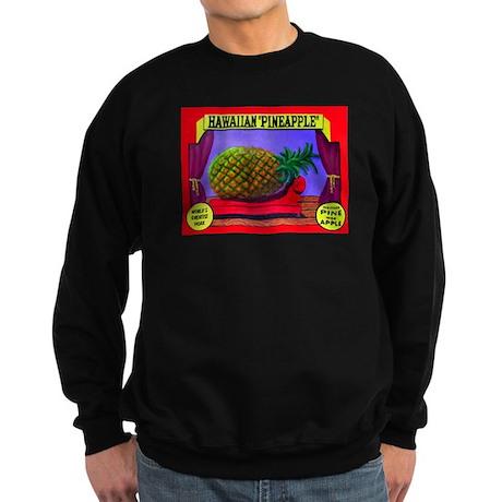Produce Sideshow: Pineapple Sweatshirt (dark)