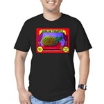 Produce Sideshow: Pineapple Men's Fitted T-Shirt (