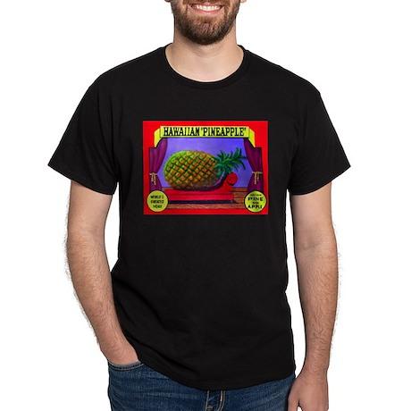Produce Sideshow: Pineapple Dark T-Shirt