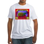 Produce Sideshow: Pineapple Fitted T-Shirt