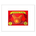 Produce Sideshow: Pear Small Poster