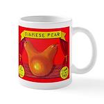 Produce Sideshow: Pear Mug