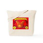 Produce Sideshow: Pear Tote Bag