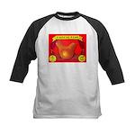 Produce Sideshow: Pear Kids Baseball Jersey