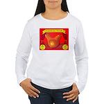 Produce Sideshow: Pear Women's Long Sleeve T-Shirt