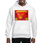 Produce Sideshow: Pear Hooded Sweatshirt
