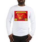 Produce Sideshow: Pear Long Sleeve T-Shirt