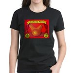 Produce Sideshow: Pear Women's Dark T-Shirt