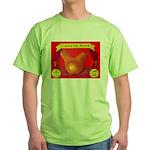 Produce Sideshow: Pear Green T-Shirt