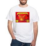 Produce Sideshow: Pear White T-Shirt