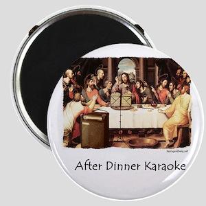 "JC Karaoke 2.25"" Magnet (10 pack)"