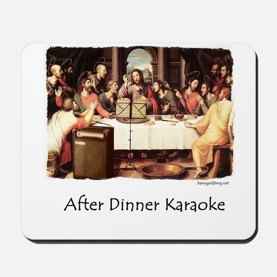 JC Karaoke Mousepad